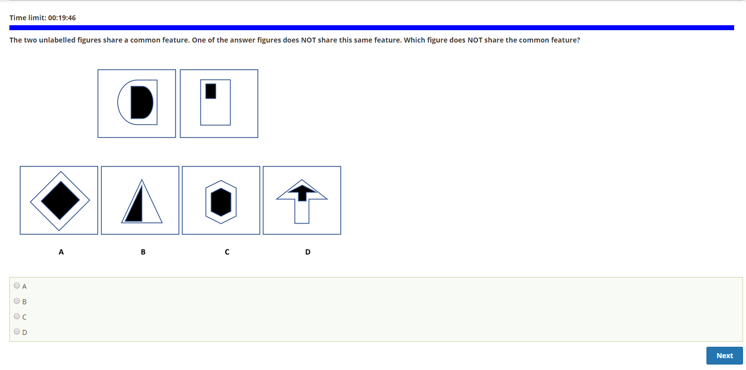 Inductive/Deductive Reasoning Test